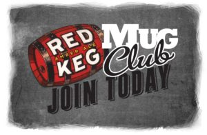 Red Keg Mug Club - Join Today